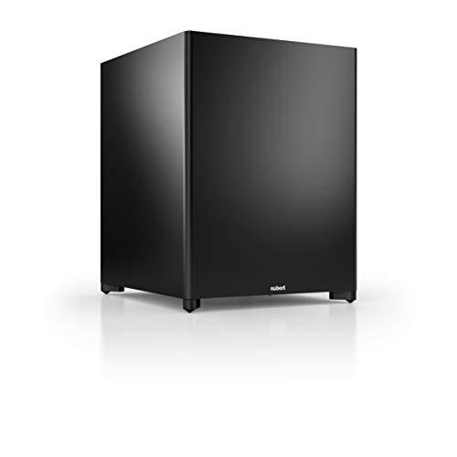 Nubert nuSub XW-900 Subwoofer | Lautsprecher für Bass & Effekte | Surround & Action auf höchstem Niveau | Aktivsubwoofer-Technik | LFE-Box mit 380 Watt | Subwoofer Schwarz