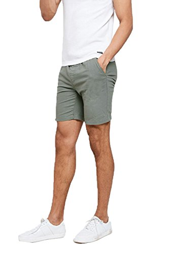 Threadbare -  Pantaloncini  - Uomo Grey