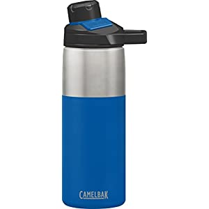 Camelbak Chute Mag Vacuum Insulated Bottle, Cobalt, 20 oz