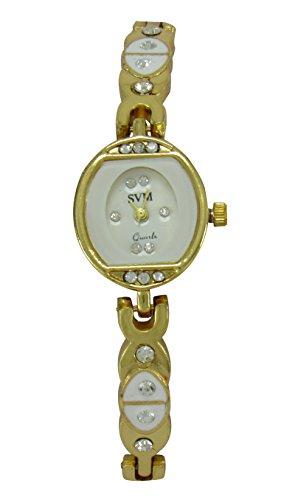 SVM DIAMOND156 Fashion Analog Watch For Girls