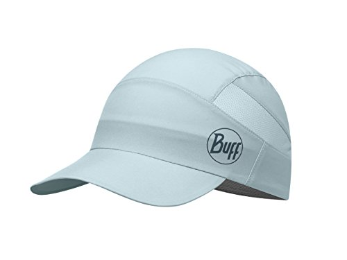 Buff Pack Trek Cap Solid Light Grey 2018 Kopfbedeckung (Trek Fahrrad Damen)