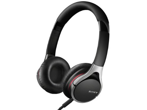 Sony MDR-10RC Headphone (Black)