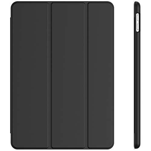 JETech Funda Compatible con Apple iPad 7 (10,2 Pulgadas, 2019 Modelo, 7ª Generación), Carcasa con Auto-Sueño/Estela, Negro