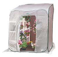Preisvergleich Produktbild Flower House fhhh350 Treibhaus Pop-Up Begehbares Gewächshaus