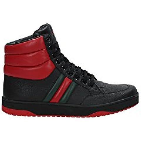 368494DEF301074 Gucci Sneakers Uomo Pelle