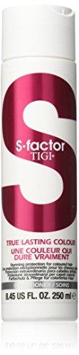 Tigi S-FACTOR True Lasting Colour Conditioner, 1er Pack (1 x 250 ml)