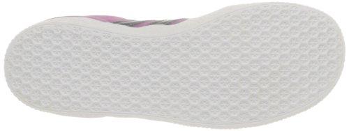 adidas Originals Gazelle Cf 2 C, Baskets mode mixte enfant Violet (Orcpla/Enccla/Blanc)