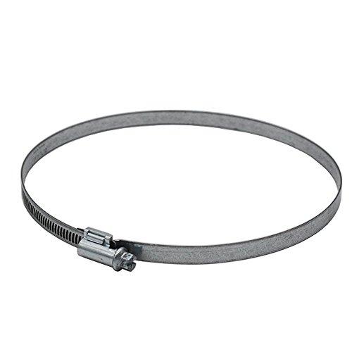 Kair Metal Hose Clip - 125mm / 5 inch - Ducting Clip for Flexible Hose SYS-125 - DUCVKC611 by Kair