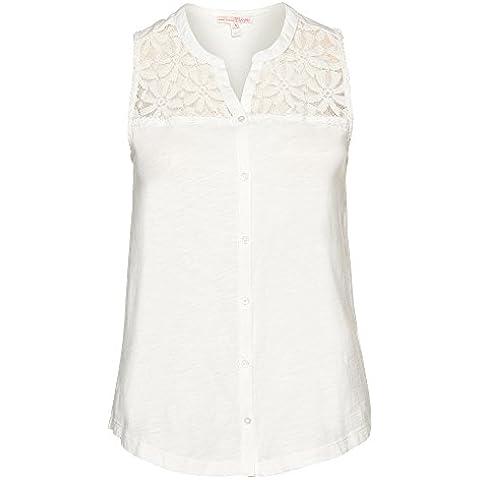 TOM TAILOR Denim Top 100 % algodón Mujer