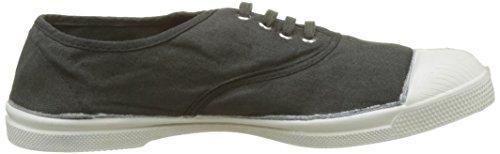 Ladies Tennis kaki Verde Bensimon Lacet Sneakers d5wXwxT