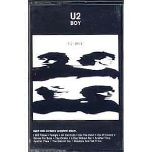 Boy (UK Import) [Musikkassette]