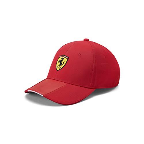 Gorra Carbono roja Marca Sports Merchandising B.V