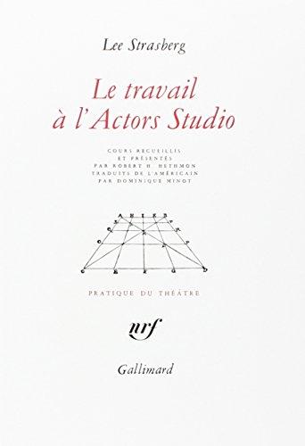 Le Travail à l'Actors Studio