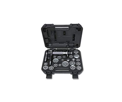 Beta Tools 1471M/C22 Utensile pneumatico c/accessori per arretrare e ruotare pistoncini dei f
