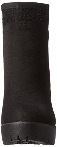 XTI - 30529, Stivali bassi con imbottitura leggera Donna Nero (Nero)