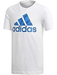 adidas Bos Camiseta, Niños, Blanco, ...