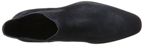 Kurt Geiger London Herren Frederick NP Chelsea Boots Blau (Navy)