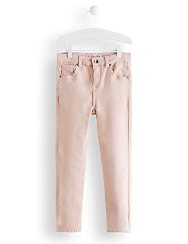 RED WAGON Skinny Jeans Mädchen, Rosa (Pink Coral Blush), 116 (Herstellergröße: 6 Jahre)