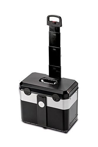 PARAT 2.012.530.981 Evolution Werkzeugkoffer mit genähten Einsteckfächern schwarz/silber (Ohne Inhalt) - 4