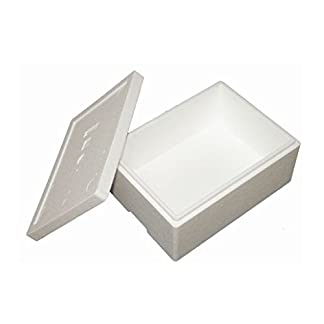 Premium Caja Styropor y poliestireno Caja/térmica–10,5L–Talla 6