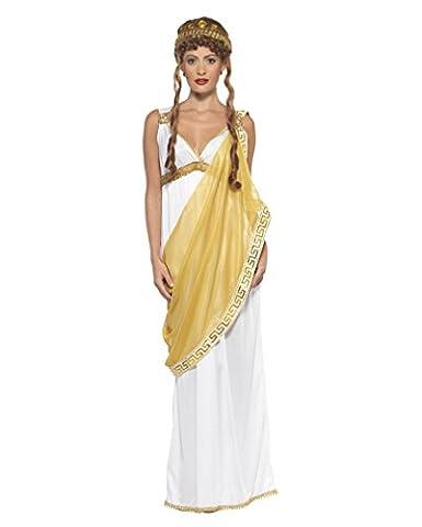 Griechische Göttin Helena Damenkostüm L (Griechische Göttin Kopfschmuck Kostüm)
