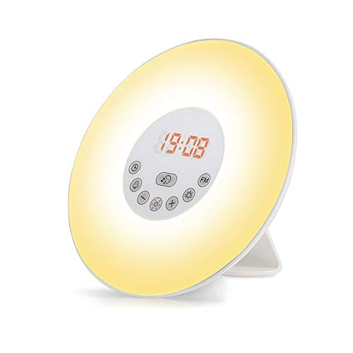 Luces-despertador, omitium Wake Up Light Despertador