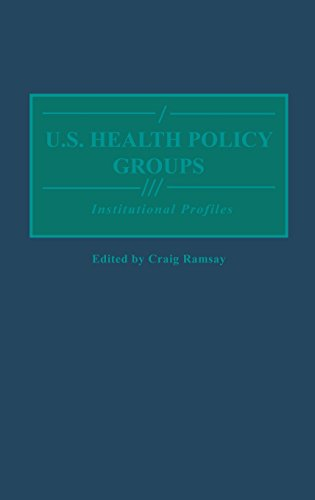 us-health-policy-groups-institutional-profiles
