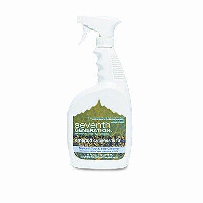 Natürliche Badewanne & Fliesen Reiniger 32Oz Flasche [Set von 2]