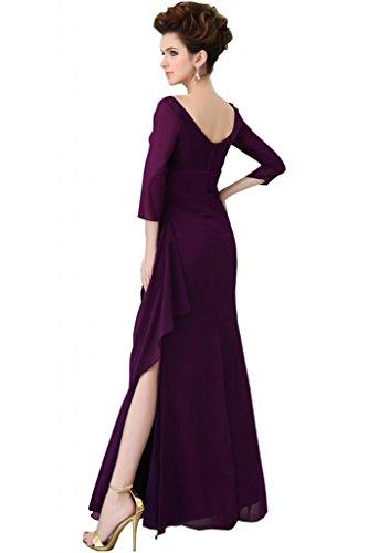 Sunvary New Fashion Chiffon Una spalla, Homecoming Gowns per feste per bambini Regency