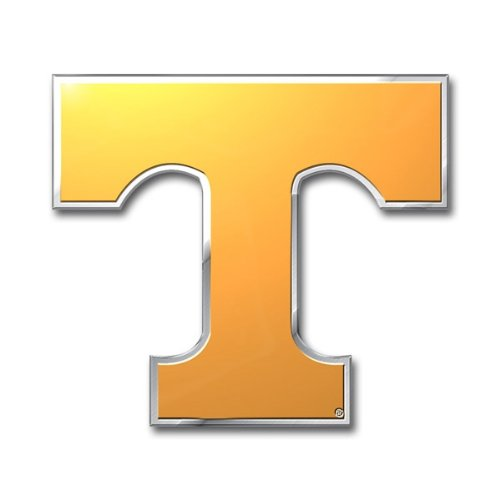 NCAA Tennessee Volunteers Die Cut Color Automobile Emblem
