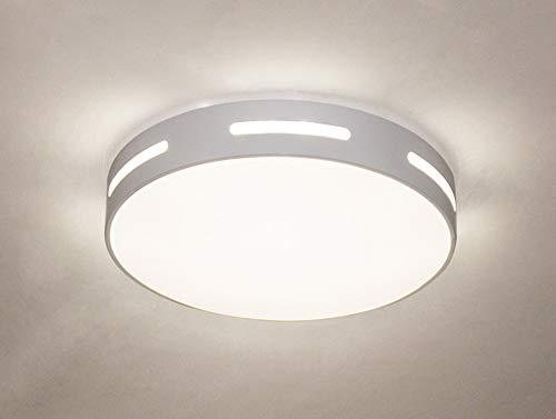 ZXGQF LED-Deckenleuchte, Deckeneinbauleuchte, für Büro, Küche, Schlafzimmer, Badezimmer, Wohnzimmer (D/60W three-tone light for 15~20m²)