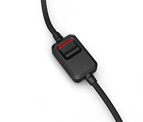 Omen by HP 800 1KF76AA Gaming Headset fr PC Notebook PS4 Xbox One Desktop und mobile Gerte schwarz Headsets Kopfhrer