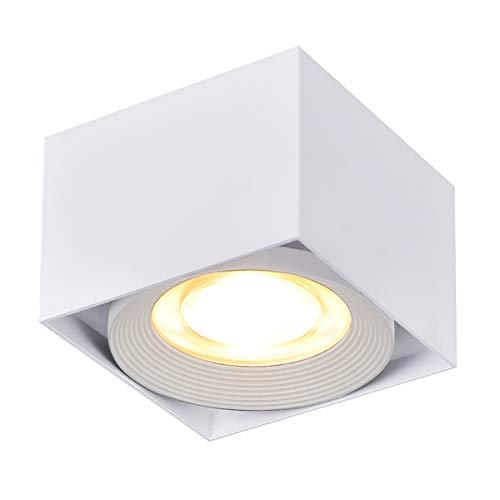 LANBOS 10W Lámpara de techo LED,Foco LED para techo,Focos de techo,Lámpara de...