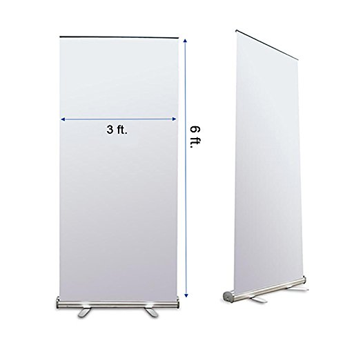 Alluminium Rollup Standee 3 x 6 FT By Ezellohub **Delivery Free**