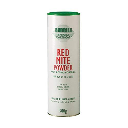 Barrier Red Mite Pulver für Vögel (5kg) (Weiß)