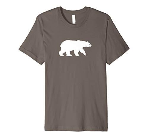 Eisbär T-Shirt für Naturliebhaber - Alaska-kinder-t-shirt