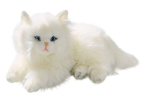 Peluche - Gato persa blanco (felpa, 30cm) [Juguete] 3199