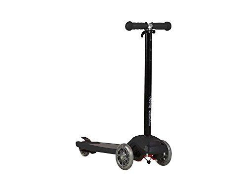 black-schwarz phil&teds Mountain Buggy freerider - 2in1 - Buggy-Board und Roller in einem!