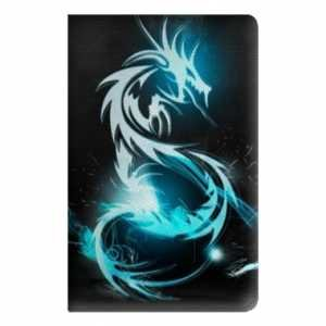 leather-flip-case-carcasa-galaxy-tab-s-105-fantastique-dragon-bleu