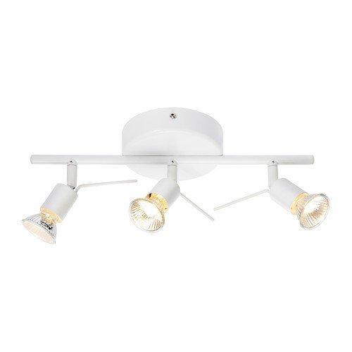 IKEA Lámpara Techo Focos, Blanco