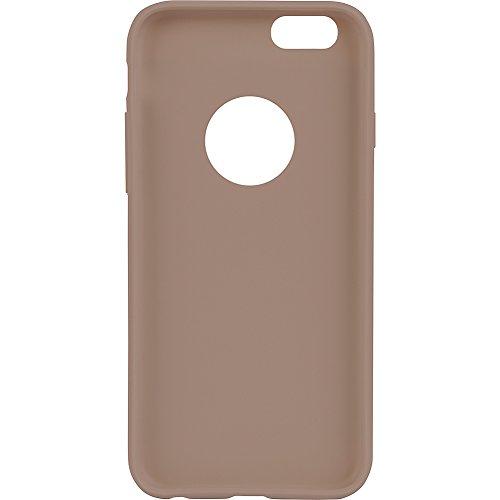 Moshi 99MO079201 Coque de protection en aluminium pour iPhone 6 Silver jaune