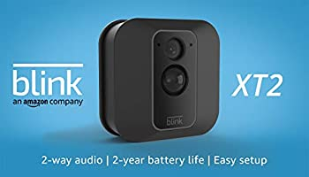 Blink XT2   Outdoor/Indoor Smart Security Camera with Cloud Storage, 2-Way Audio, 2-Year Battery Life   1-Camera System