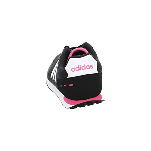 adidas City Racer W, Chaussures de Running Compétition Femme, Noir (Negbas / Ftwbla / Rosimp) Noir (Negbas / Ftwbla / Supros)