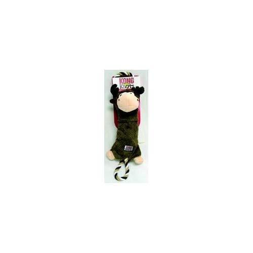 Kong Tugger Knots Spielzeug zum Ziehen für Hunde, erhältlich in 2 Größen - Hundespielzeug Kong Knots