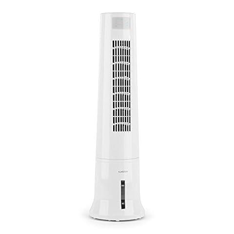 Panneau Affichage Sur Pied - Klarstein Highrise Ventilateur rafraîchisseur colonne (humidificateur, purificateur