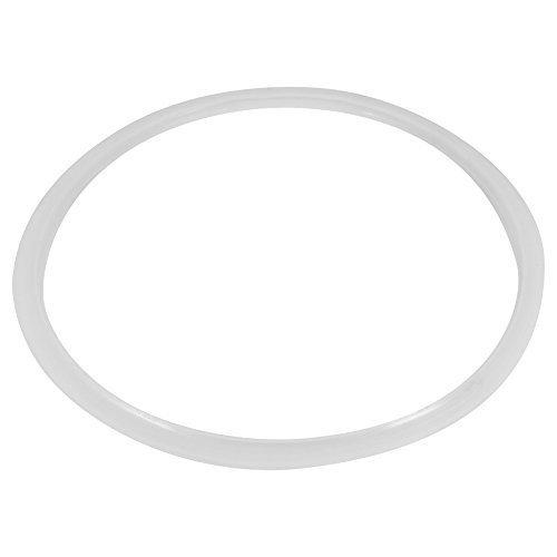 Klar Cuisinart Schnellkochtopf Silikon Dichtungsring Ersatz Instant Topf Crock Topf Express Kompatibel Dichtungsring Gummidichtung Küche Multi Power Cooker Silikon Dichtungsring 6 Größen(24CM)