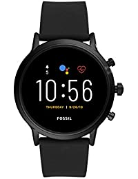 Fossil Gen 5  Carlyle Touchscreen Smartwatch with Speaker, Heart Rate, GPS and Smartphone Notifications- FTW4025