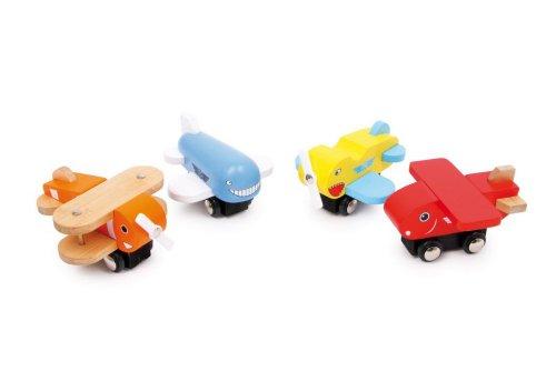 Small foot company - 2224 - Véhicule Miniature - Modèle Simple - Avion