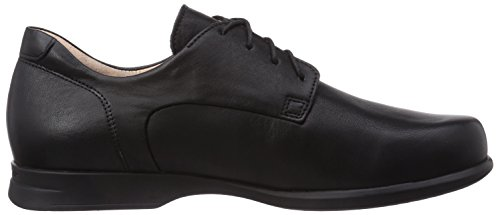 Think! Pensa, Derbies à Lacets Homme Noir - Noir (00)