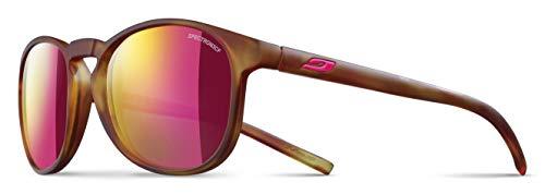 Julbo Fame Sonnenbrille Mädchen, Schuppenmuster, braun